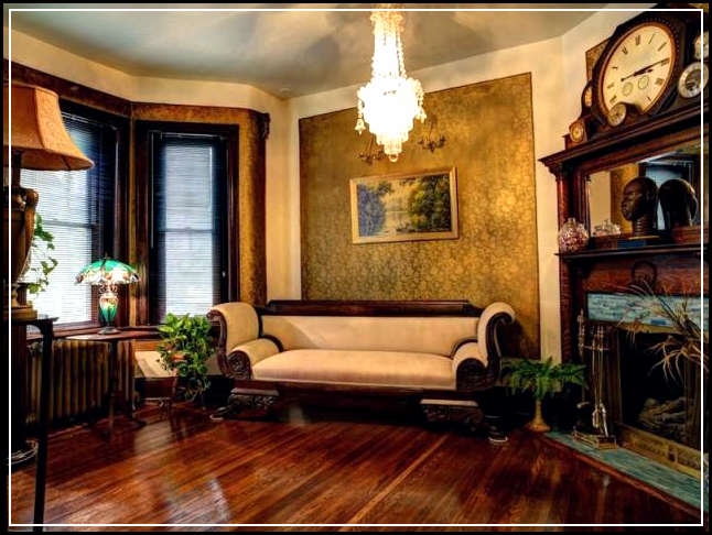 Fabulous interior decor ideas for old house with victorian for Inside house decorating ideas