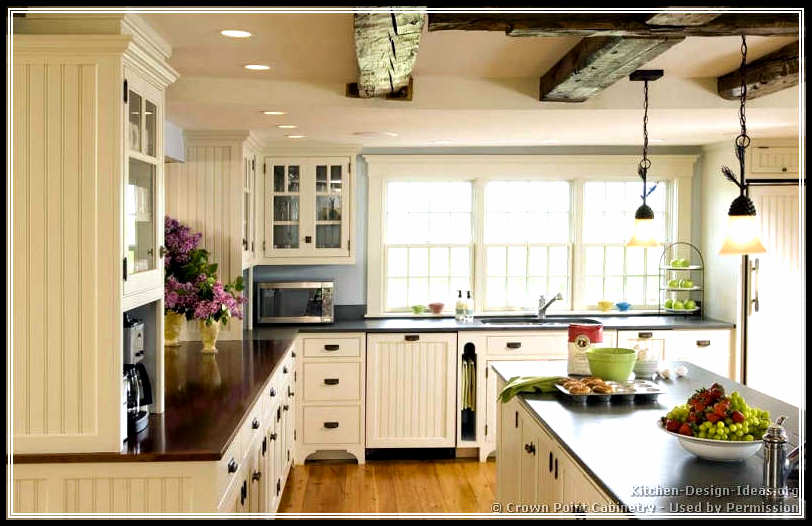 Memorable and warm country kitchen designs and ideas for Warm kitchen designs