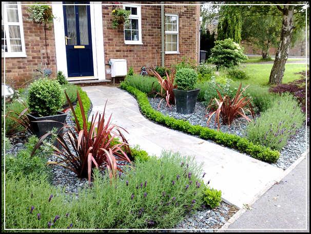 perennial garden design
