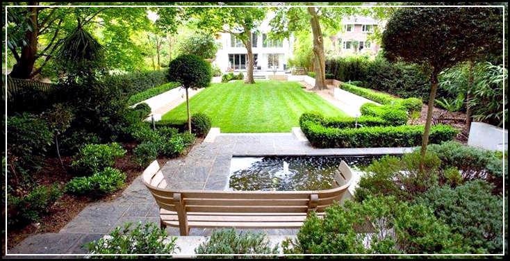 garden design ideas photos for small gardens