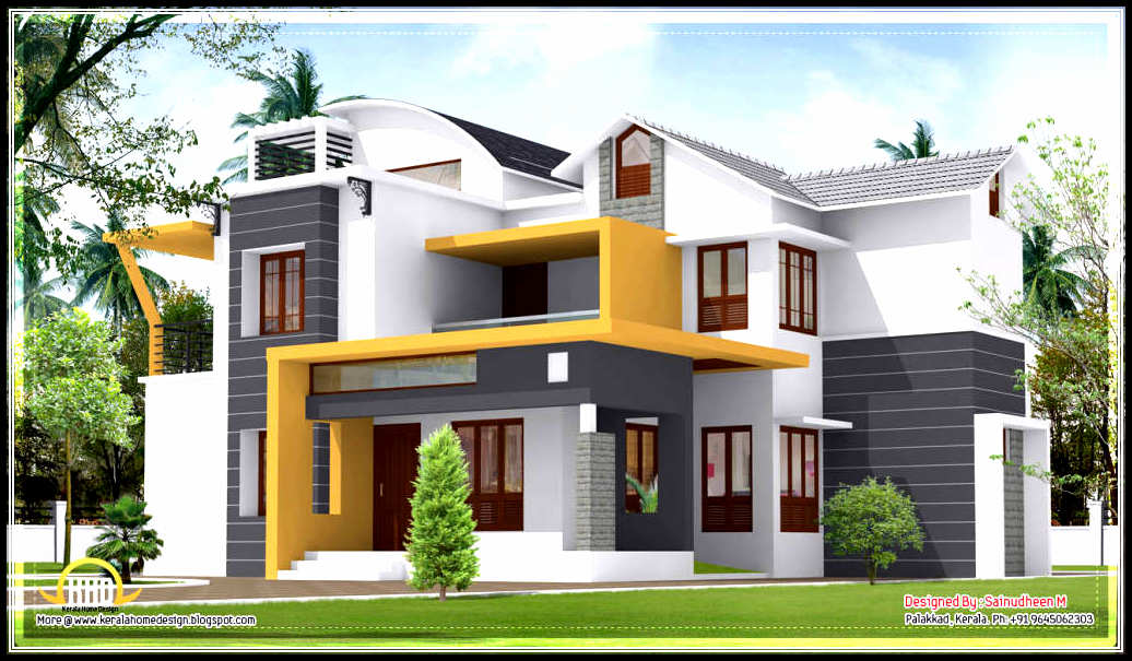Best Color Paint for Captivating Home Exterior Design Ideas on Modern House Painting  id=90108