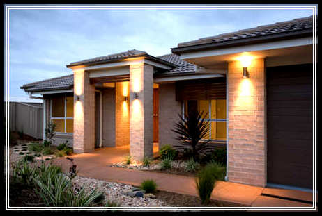 Captivating house exterior wall design ideas with color Outdoor home design ideas