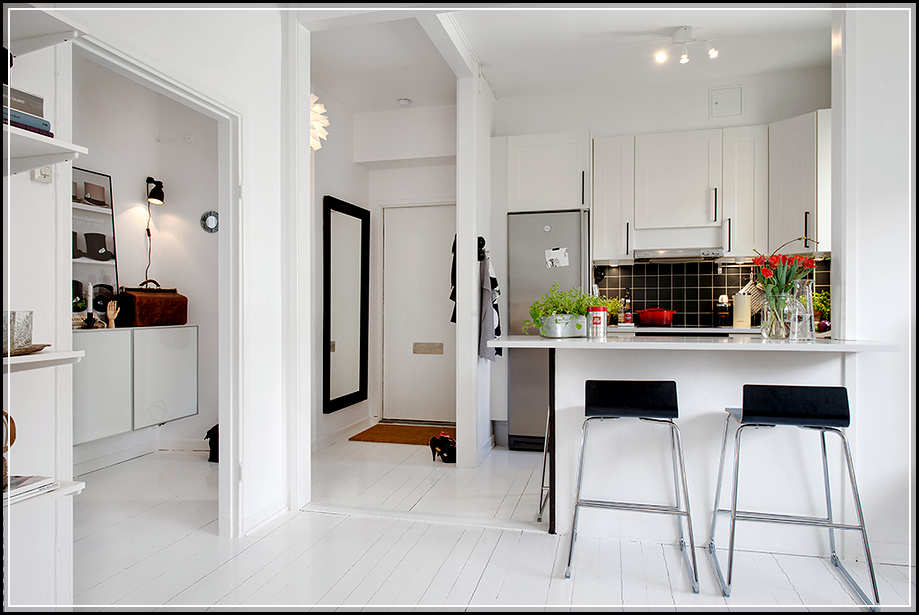 The important things in interior design apartment kitchen for Interior design things