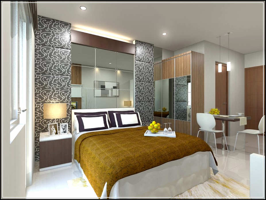Studio Apartment Design Interior Type