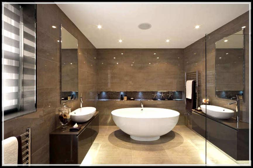Http Www Homedesignideasplans Com Elegant And Relieving Modern Bathroom Design
