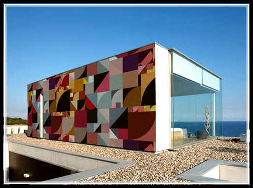 Magnificent Outside Wall Design With Natural Stones Application Home Design Ideas Plans