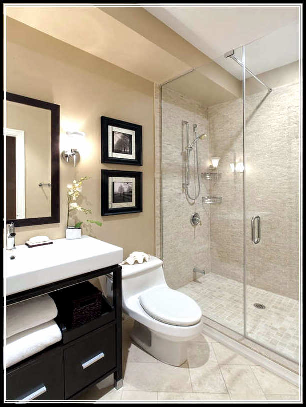 Simple bathroom designs and ideas to try home design for Simple small bathroom designs
