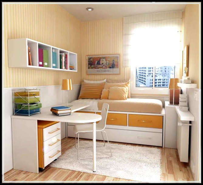 Finding the best small bedroom designs home design ideas Tips to decorate small bedroom