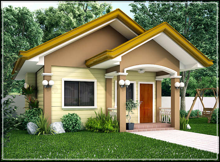 small modern house plans