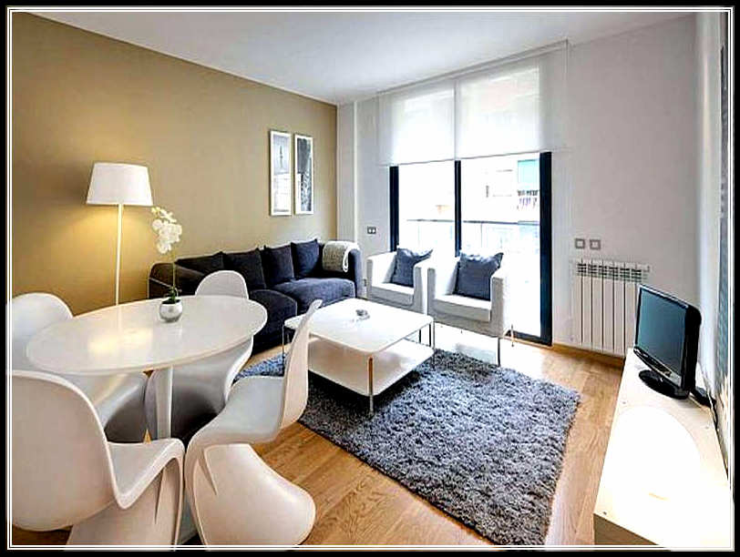 Best ways of implementing various studio apartment for Small apartment room decorating ideas
