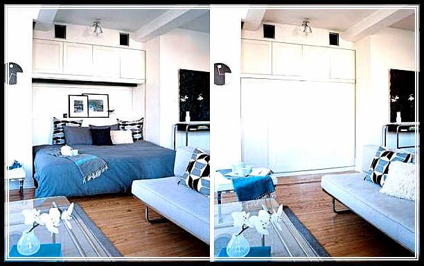 efficiency apartment furniture