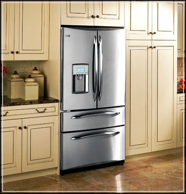 photos of galley kitchens the top 5 regular counter cabinet depth refrigerator to 4161