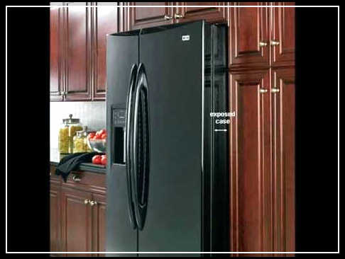 The Top 5 Regular Counter Cabinet Depth Refrigerator To See Home