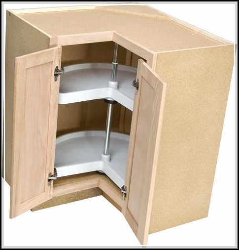 kitchen cabinets lazy susan corner cabinet lazy susan cabinet effectively completing the storage 9160