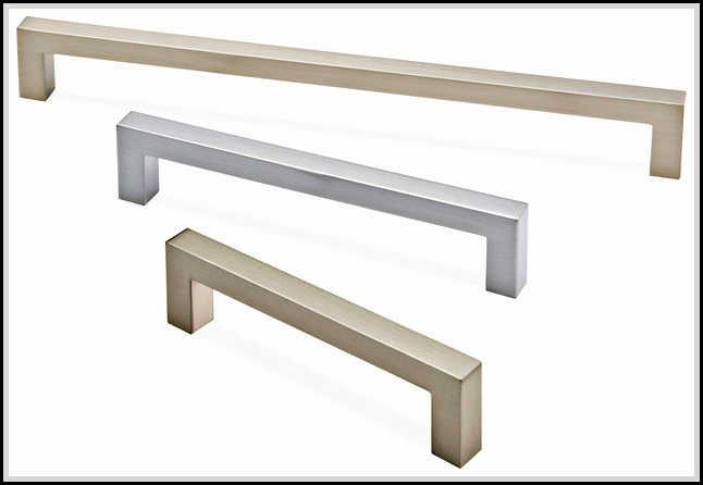 Popular modern cabinet pulls varieties mixing function with style home design ideas plans - Contemporary cabinet pulls ...
