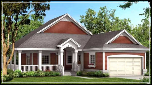 The 2 Bedroom House for Those Simple Lovers - Home Design Ideas Plans