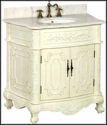 antique bathroom vanity for sale