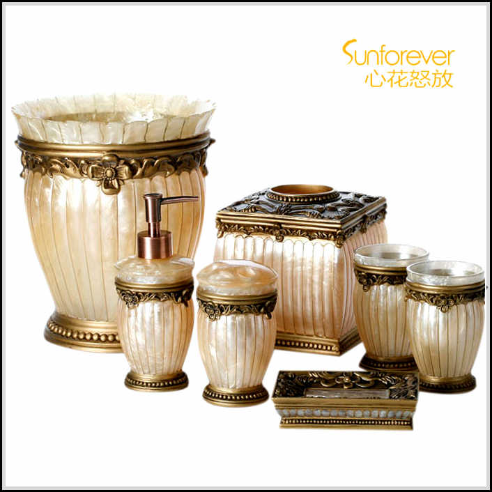 bathroom decoration sets
