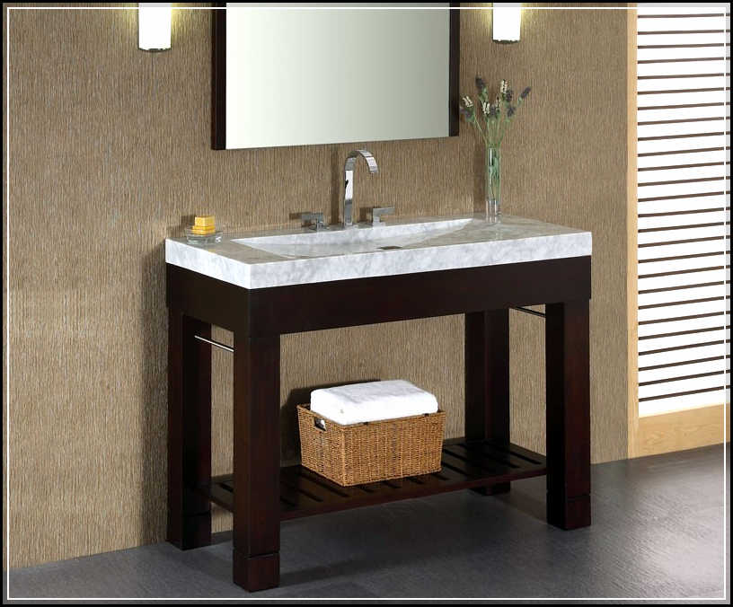 Ultimate guide to shopping for bathroom vanities cheap home design ideas plans for Inexpensive bathroom vanity ideas