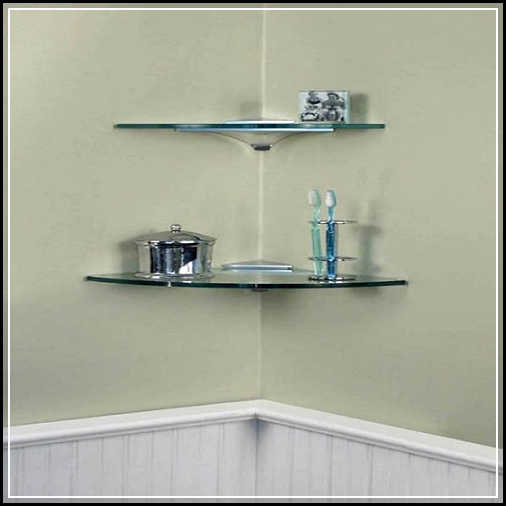 beautiful diy bathroom wall shelf from wood and metal or bronze home design ideas plans. Black Bedroom Furniture Sets. Home Design Ideas