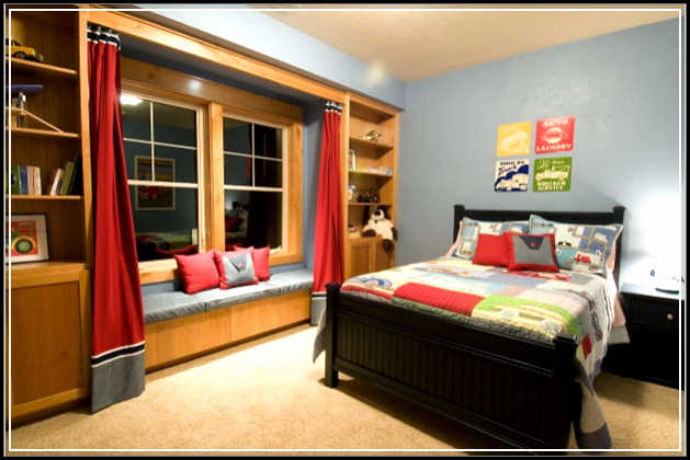 discipline your boys by having good boys bedroom ideas
