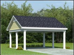 cheap carport ideas