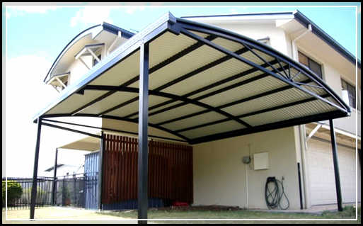 inexpensive carport ideas