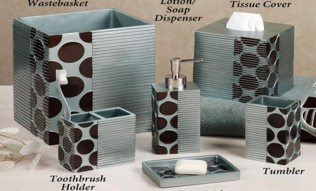 cheap bathroom accessories sets