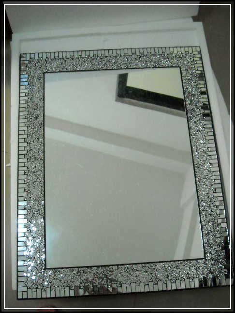 frameless bathroom mirror - Decorative Bathroom Mirrors