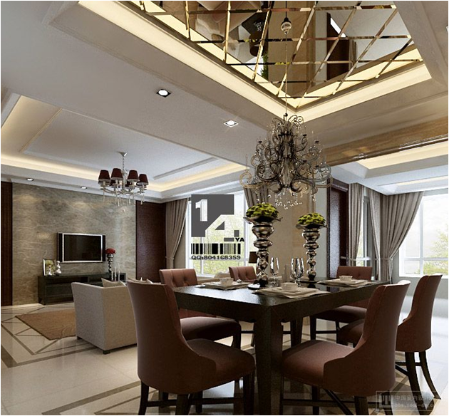 Exploring dining room design ideas with invitingly elegant for Dining room style ideas