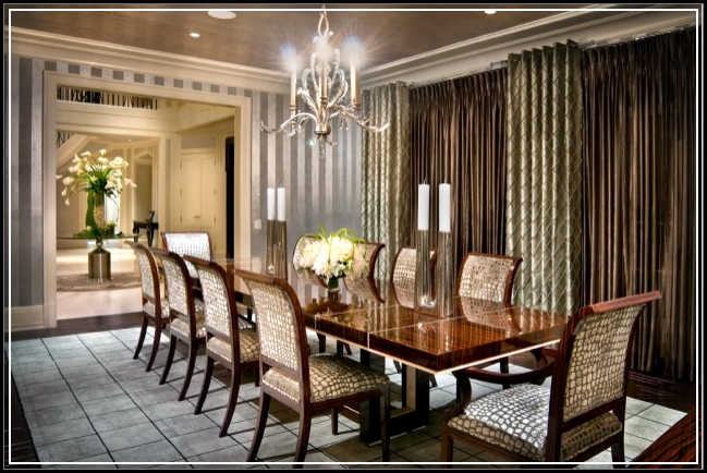 Exploring dining room design ideas with invitingly elegant touch home design ideas plans - Wonderful antique dining room ideas elegant supper time ...