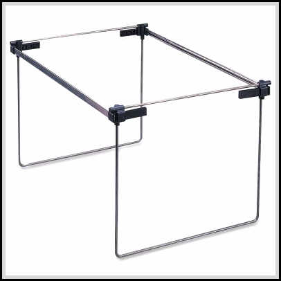 file cabinet hanging rails