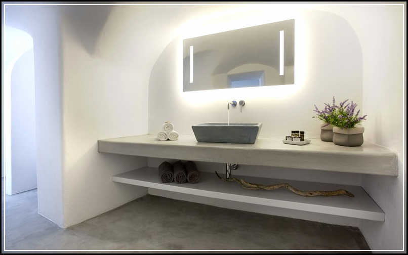 Floating Sink Vanity : ... You Should Install Floating Bathroom Vanity - Home Design Ideas Plans