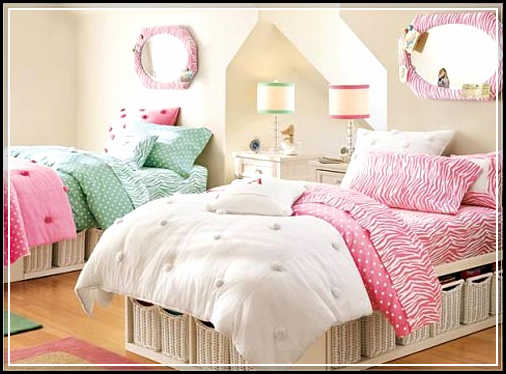 how to decorate a girl bedroom