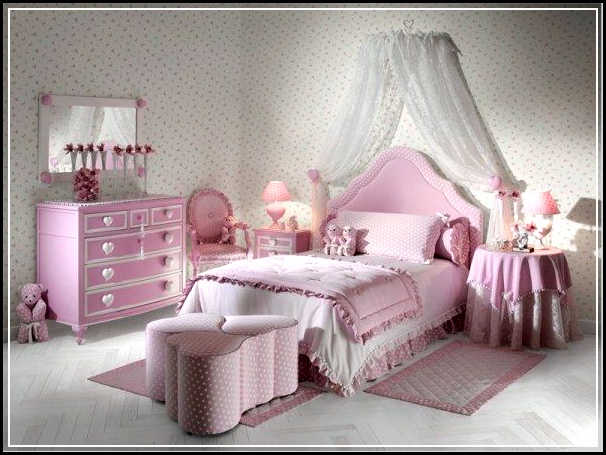 girl bedroom decor