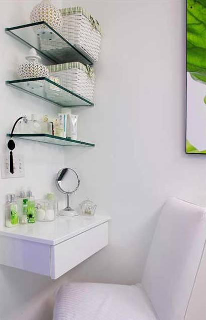 Unique  Types That Available In Bathroom Shelves Design  Home Design Ideas