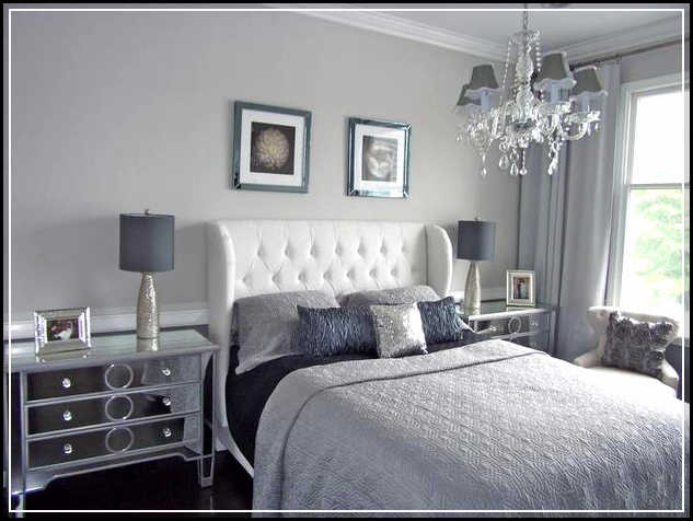 Magnificent grey bedroom ideas for romantic and masculine for Bedroom designs normal