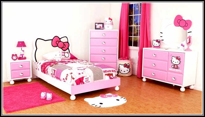 hello kitty bedroom furniture