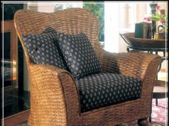 indoor wicker chairs