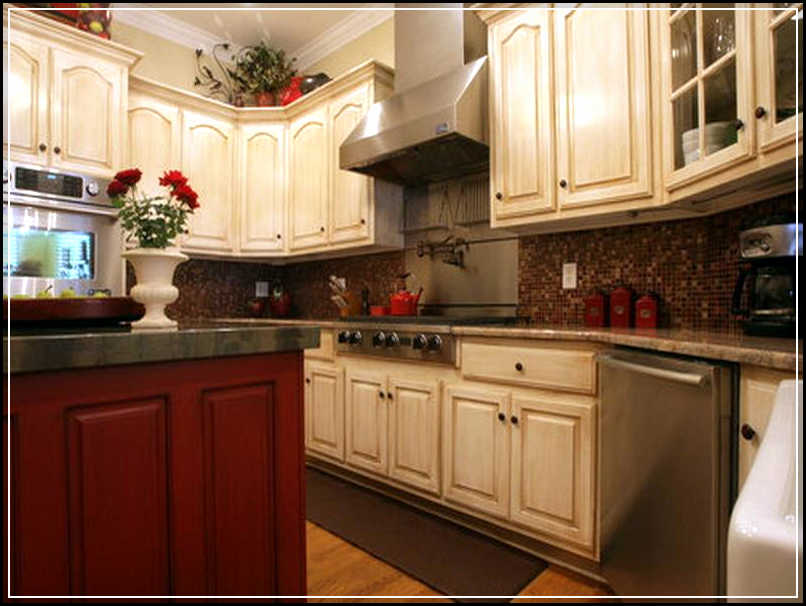What you have to think before taking kitchen cabinets for White kitchen colour schemes