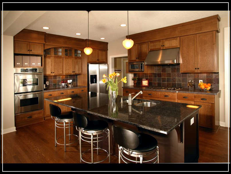 What you have to think before taking kitchen cabinets Kitchen colour schemes 2015