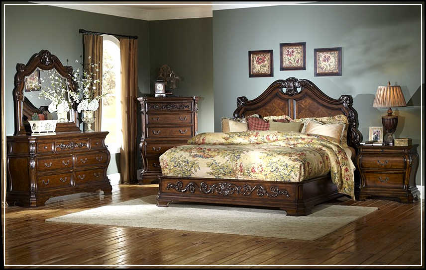 Affordable master bedroom furniture for your retreat into for Master bedroom sets