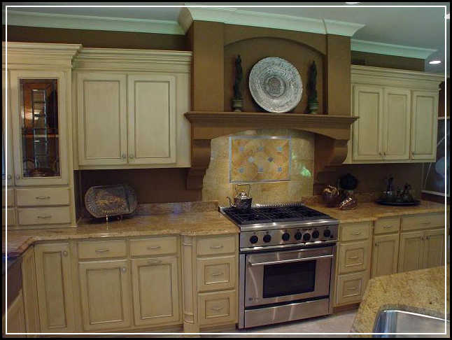 Three Colors Options Of Mdf Cabinet Doors Home Design