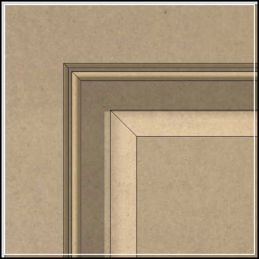 Three colors options of mdf cabinet doors home design for Mdf painted cabinet doors