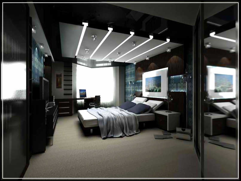 mens small bedroom ideas