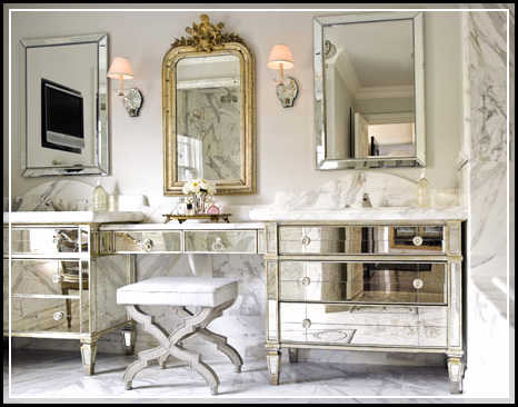 Unique Mirror Bedroom Furniture for Elegant Bedroom Look - Home ...
