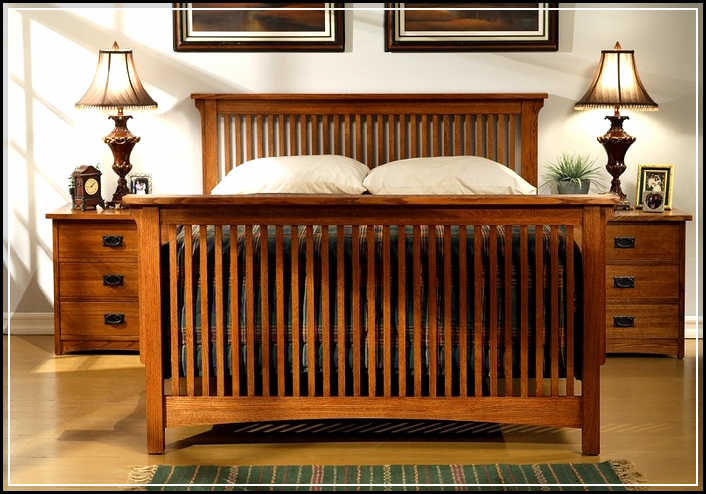 Mission Style Bedroom Furniture: Elegance in Traditionalism - Home ...