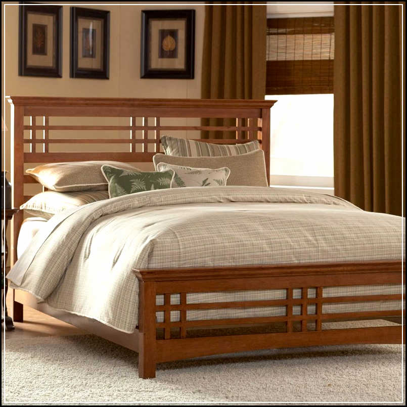 Mission style bedroom furniture elegance in for Mission style bed plans