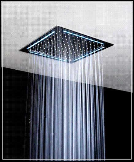 delta rain shower head