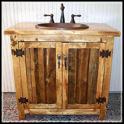 Let 39 S Decorate Rustic Bathroom Vanity Beautifully Home Design Ideas Plans